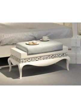 Banquette de lit Luxe Or