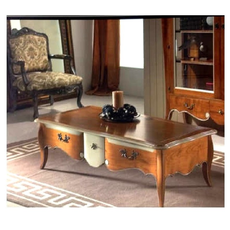 Table basse > Table Basse Moulyn >> Repeindre Une Table Basse En