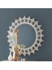 Miroir couleur 1900