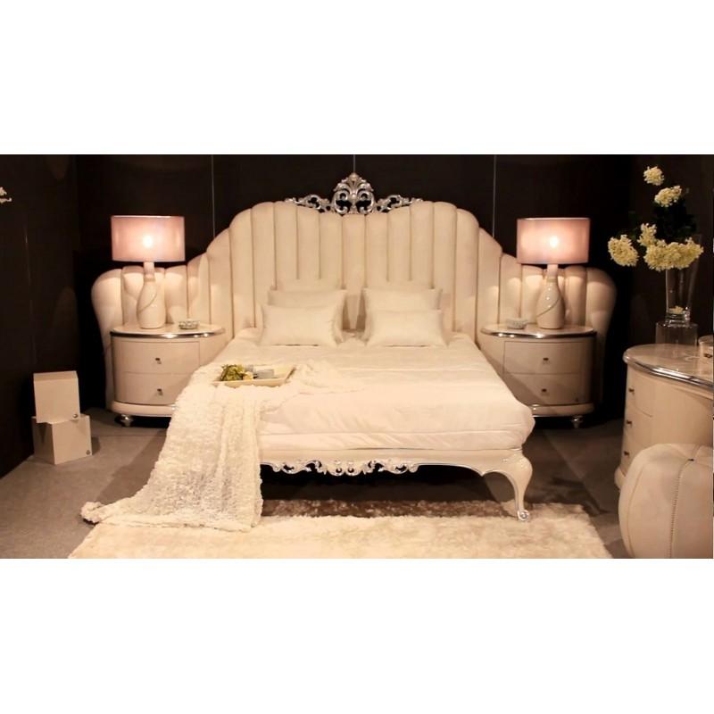 Chambre adulte de luxe capitonn e rouge violet ou bleue - Chambre adulte violet ...