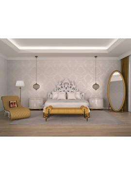 Chambre adulte baroque Milan