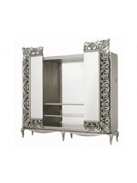 meuble de luxe or et argent commode et console. Black Bedroom Furniture Sets. Home Design Ideas