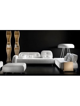 Canapé d'angle design Sonora