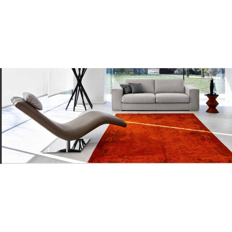 Chaise longue en tissu ancienne chaise longue pour poup e for Achat chaise longue
