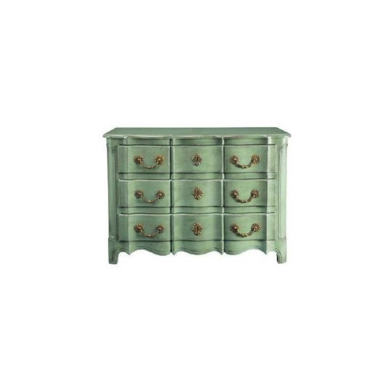 Commode antiquaire 3 tiroirs senillosa meuble de chambre for Meuble antiquaire
