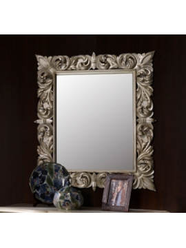 Miroir antiquaire rectangulaire Ashley