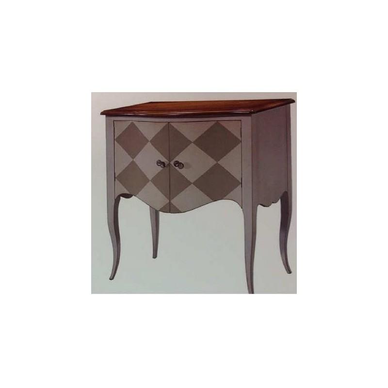 meuble d 39 entr e antiquaire 2 portes cavell i sur mesure. Black Bedroom Furniture Sets. Home Design Ideas