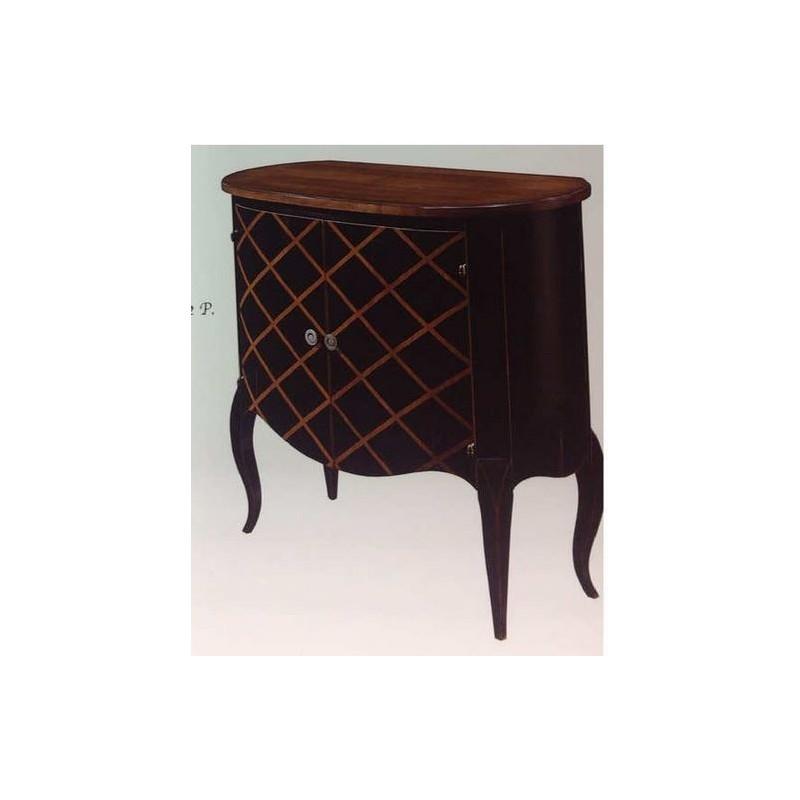 meuble d 39 entr e antiquaire 2 portes auris i sur mesure. Black Bedroom Furniture Sets. Home Design Ideas