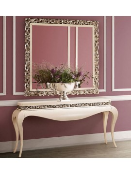 Console Luxe Argent