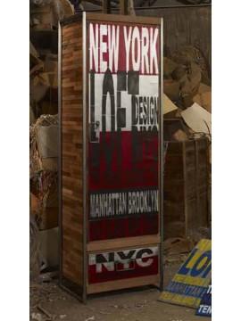Armoire Loft New Yord