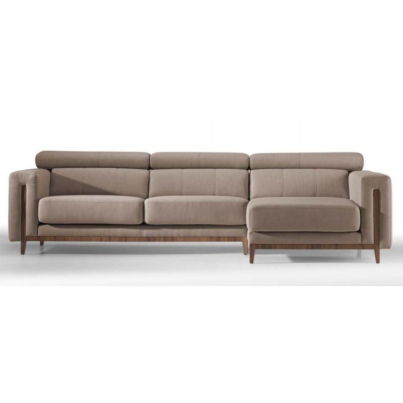 canap avec chaise longue phoenix. Black Bedroom Furniture Sets. Home Design Ideas