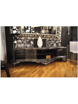 meuble tv mobilier de salon commode et console. Black Bedroom Furniture Sets. Home Design Ideas
