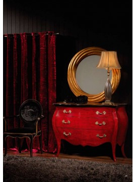 Commode Rouge Burdy