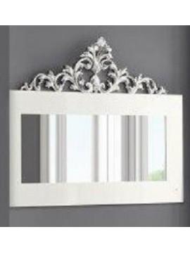 Miroir capitonné Milan