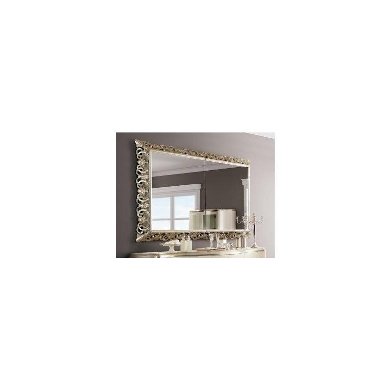 Miroir avec t l vision int gr e miroir tv inscrust for Miroir d argent