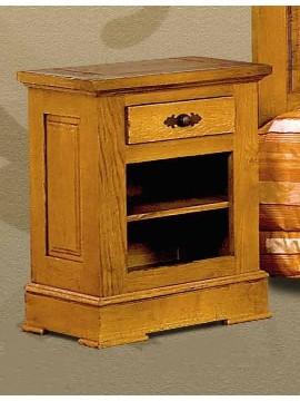 Chevet Chêne 1 tiroir